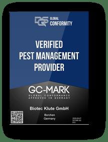 Biotec GC Mark Label